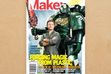 Make: magazine, Volume 32