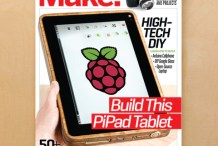 Make: magazine, Volume 38