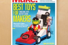 Make: magazine, Volume 41