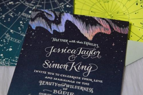 Medium Of A Celestial Invitation