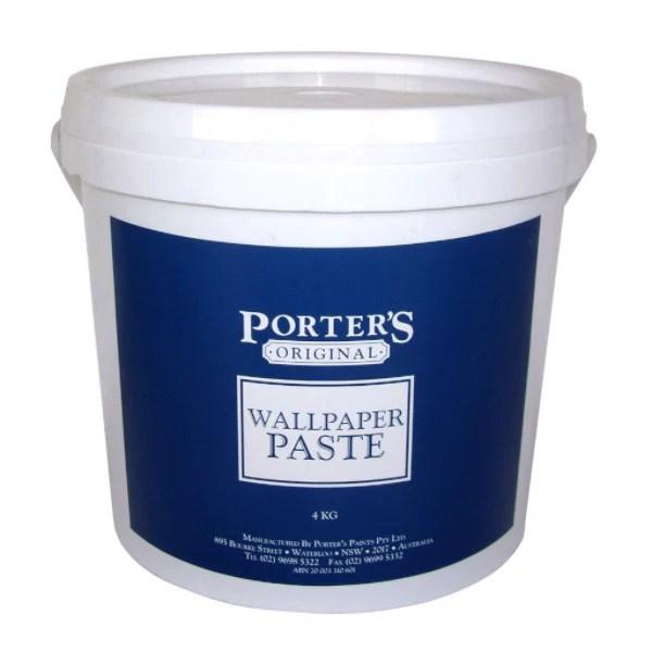 Wallpaper Paste – Porter's Paints