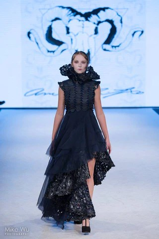 Amber Nifong Vancouver Fashion Week