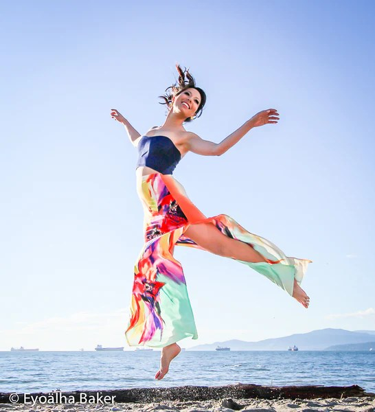 Jigme Nehring Jump for Joy Photo Project