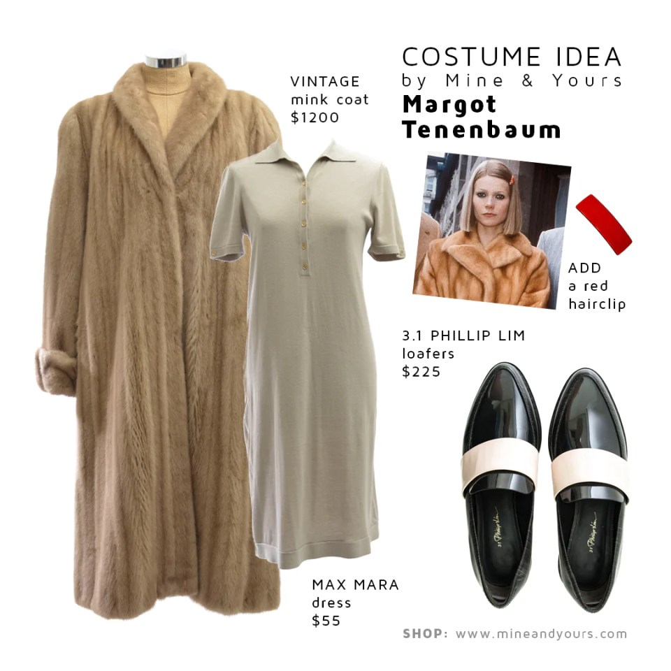 Margot Tenenbaum Costume