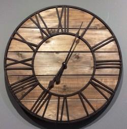 Small Of Roman Numeral Clock