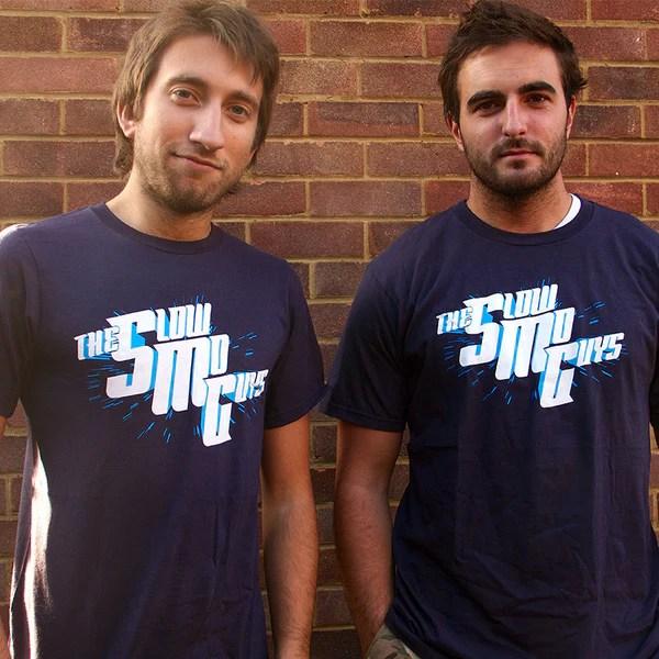 Slow Mo Guys Logo Shirt – Rooster Teeth U.K.