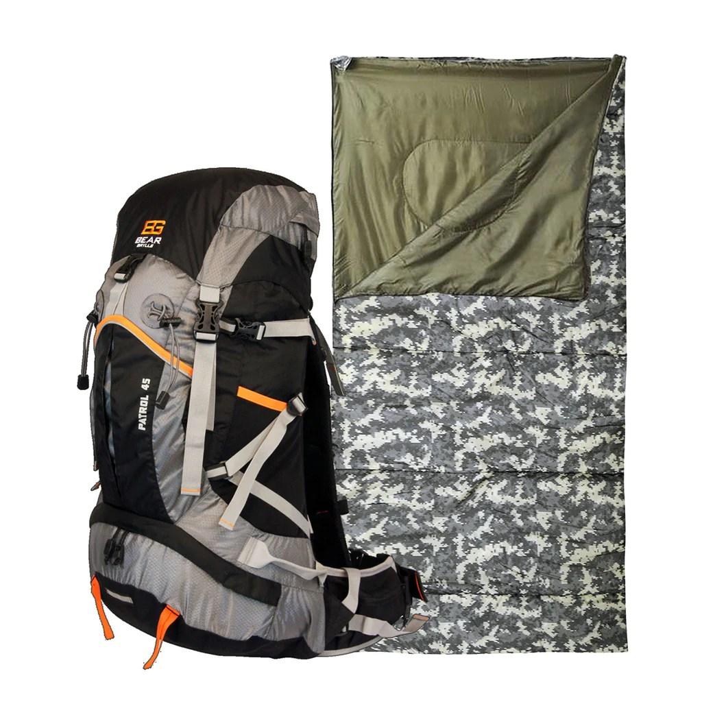 Fullsize Of Bear Sleeping Bag