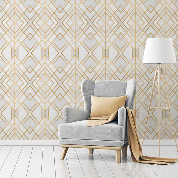 Peel and Stick Removable Wallpaper | Walls Need Love®
