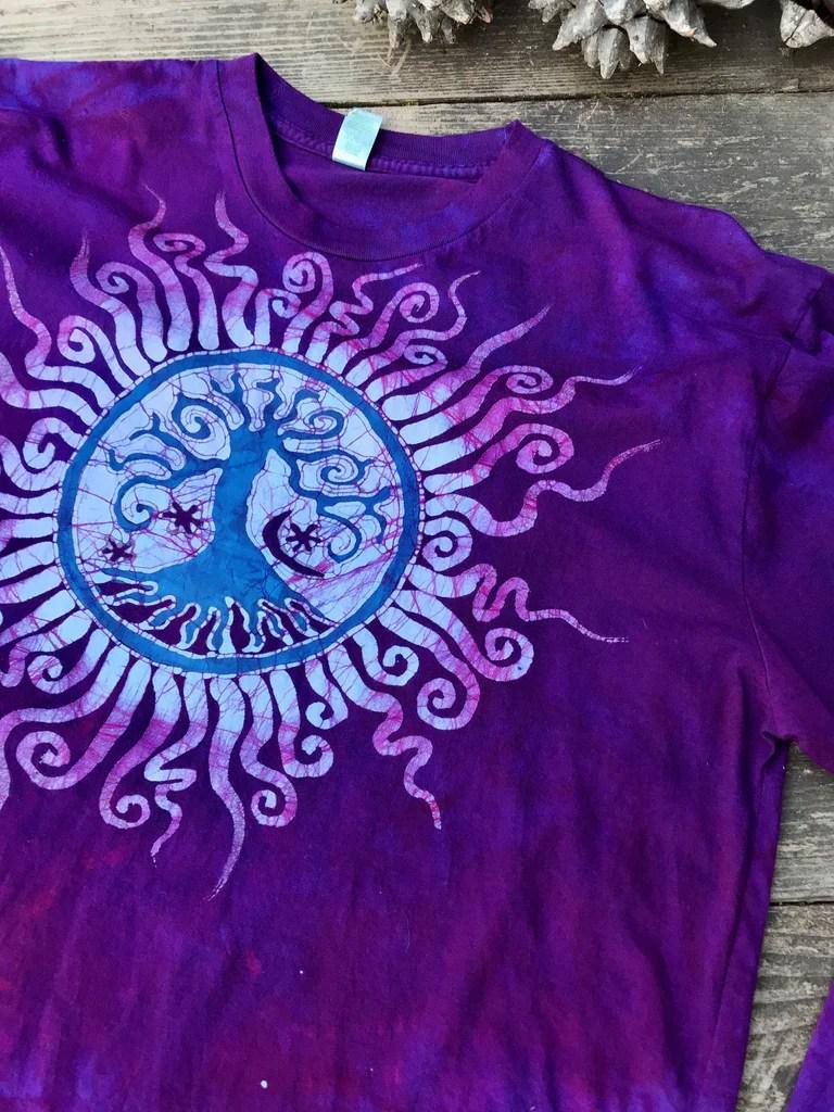 Cheerful Life Long Sleeve Batik Tshirt Size Xl Purple Orchid Tree Life Long Sleeve Batik Tshirt Size Xl Purple Orchid Tree Wiki Purple Orchid Tree Az Purple Orchid Tree houzz-03 Purple Orchid Tree