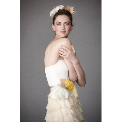 Medium Crop Of Corset Wedding Dress