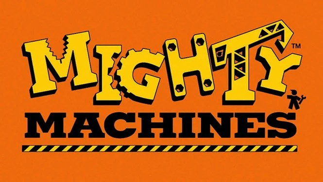 Image result for mighty machines