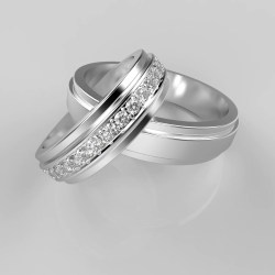 Old Engagement Ring Difference Trail Wedding Rings Trail Wedding Rings Valeriy Gromov Jewellery Wedding Ring Vs Engagement Ring Finger Wedding Ring