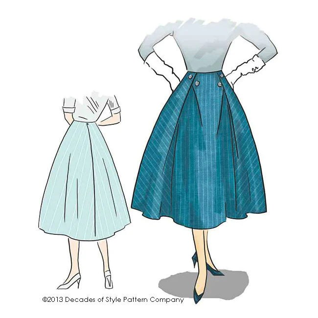 Source: Decades of Style Patterns