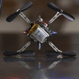 Crazyflie Nano Quadcopter Kit 10-DOF
