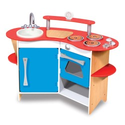 Small Crop Of Wooden Play Kitchen