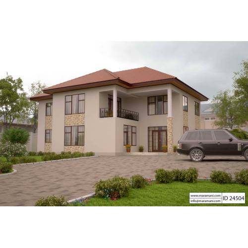 Medium Crop Of 4 Bedroom House