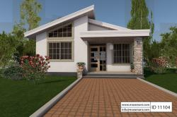 Terrific One Bedroom House Design Id Plans By Maramani One Bedroom House Or Apartment Loft Rent One Bedroom House Plans