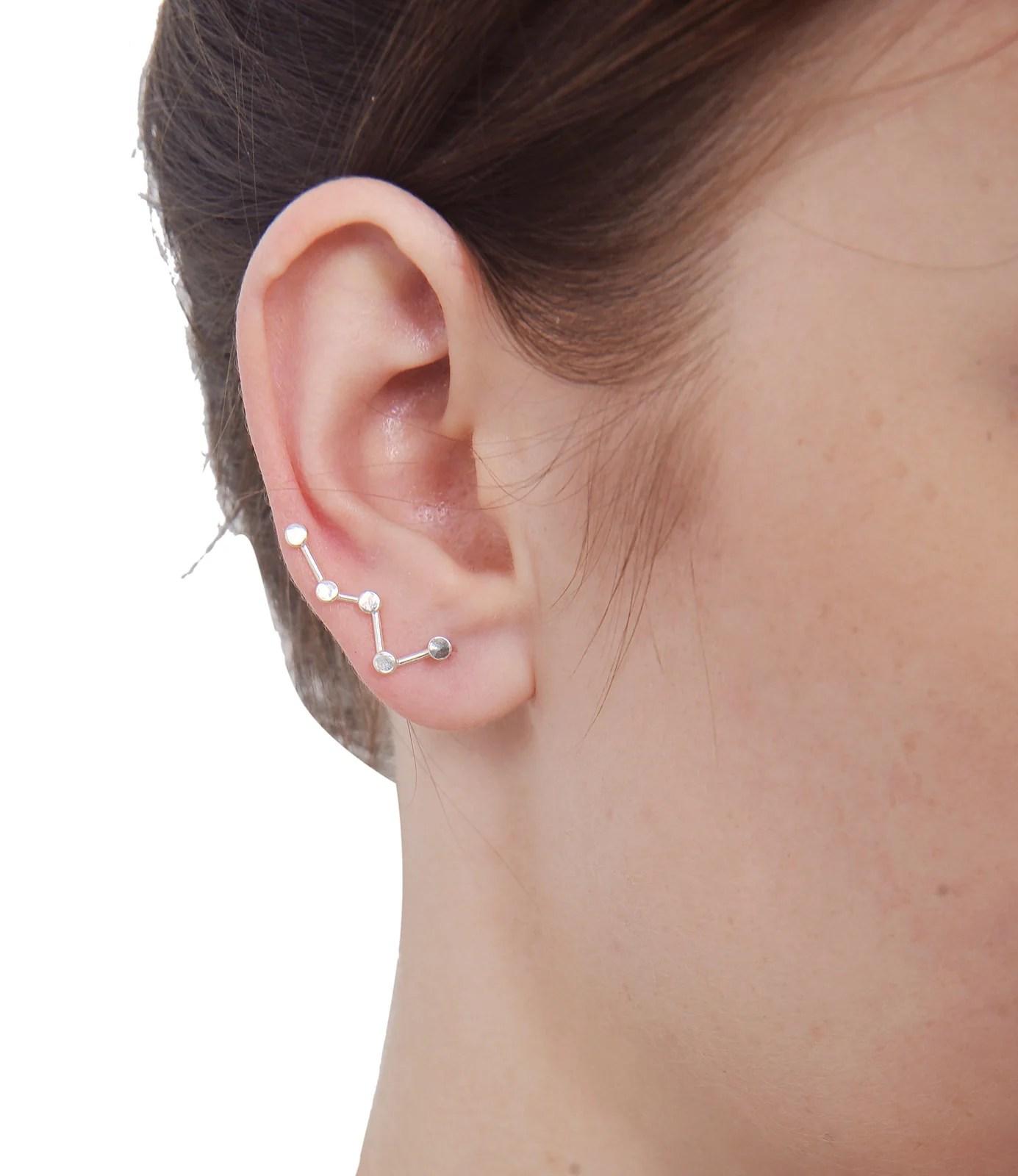 Fullsize Of Ear Climber Earrings