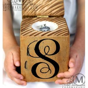 Grande Ring Bearer Ring Bearer Box Personalized Ring Box Wedding Ring Box Shop Makarios Ring Bearer Ring Bearer Box Michaels Ring Bearer Box Wedding