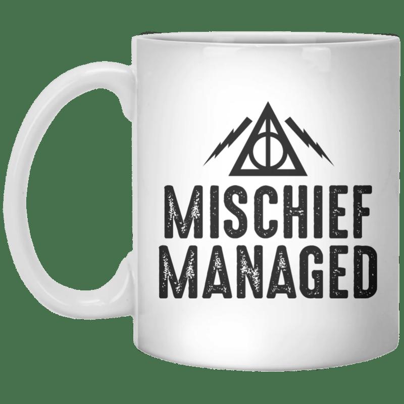 Large Of Mischief Managed Mug
