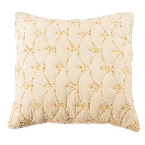 Medium Of Euro Pillow Shams