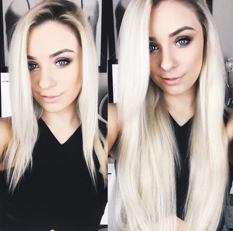 Beautify Long Hair Extensions For Short