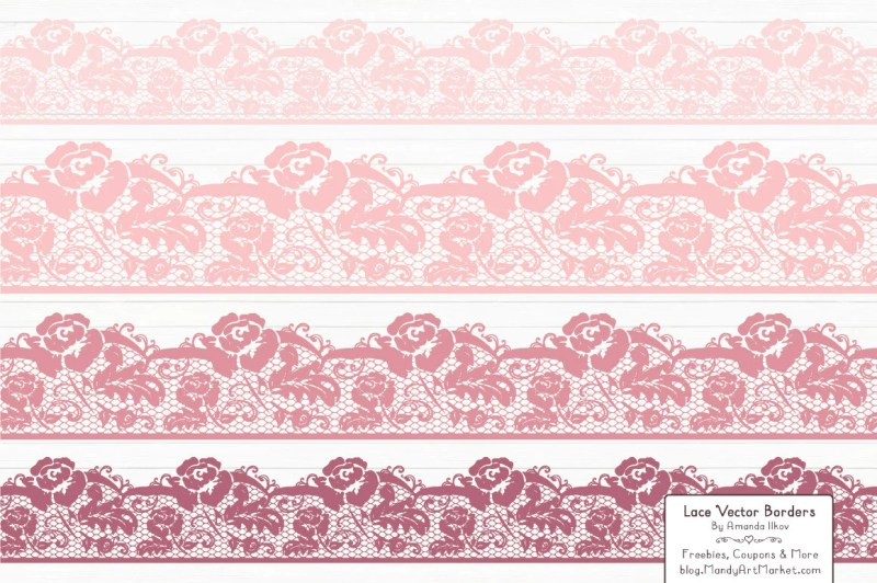 Large Of Lace Border Png