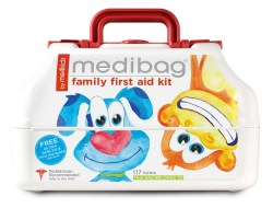 Small Of Baby First Aid Kit