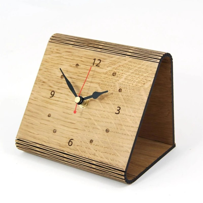 Large Of Unique Wooden Clocks
