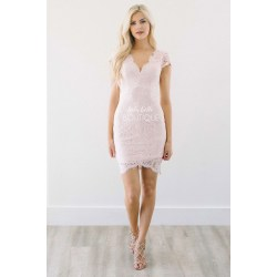 Small Crop Of Pink Lace Dress