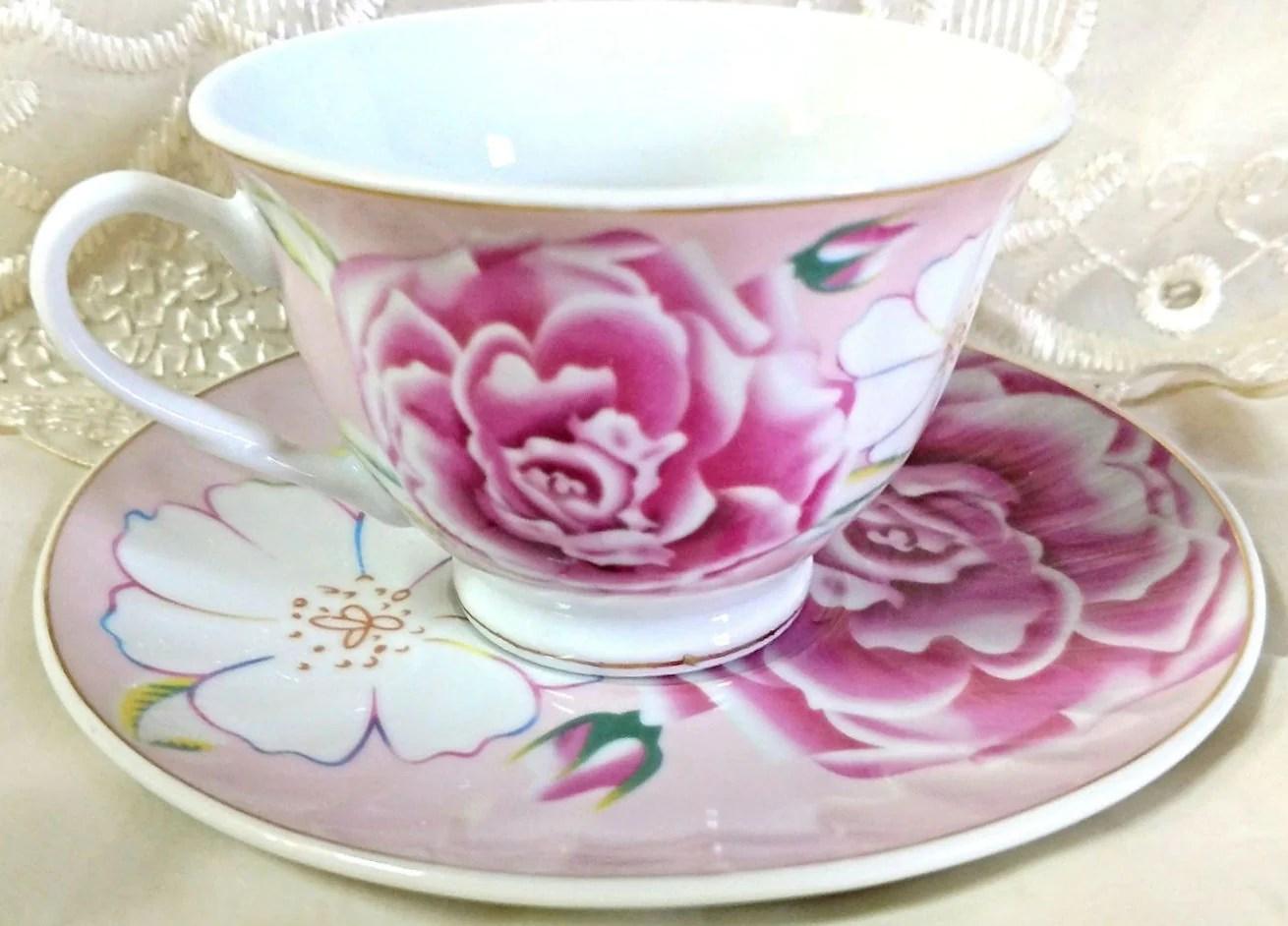 Fullsize Of Heart Shaped Tea Set