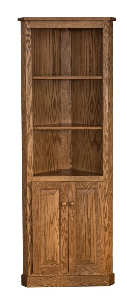 Small Of Bookcase With Doors