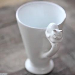 Small Of Handmade Cat Mug