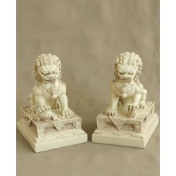 Small Crop Of Chinese Guardian Lions
