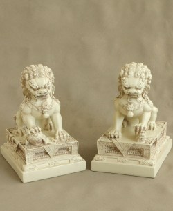 Small Of Chinese Guardian Lions