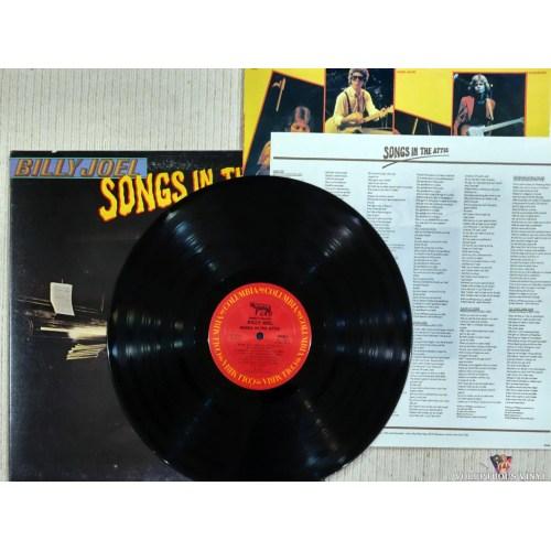 Medium Of Billy Joel Album Covers