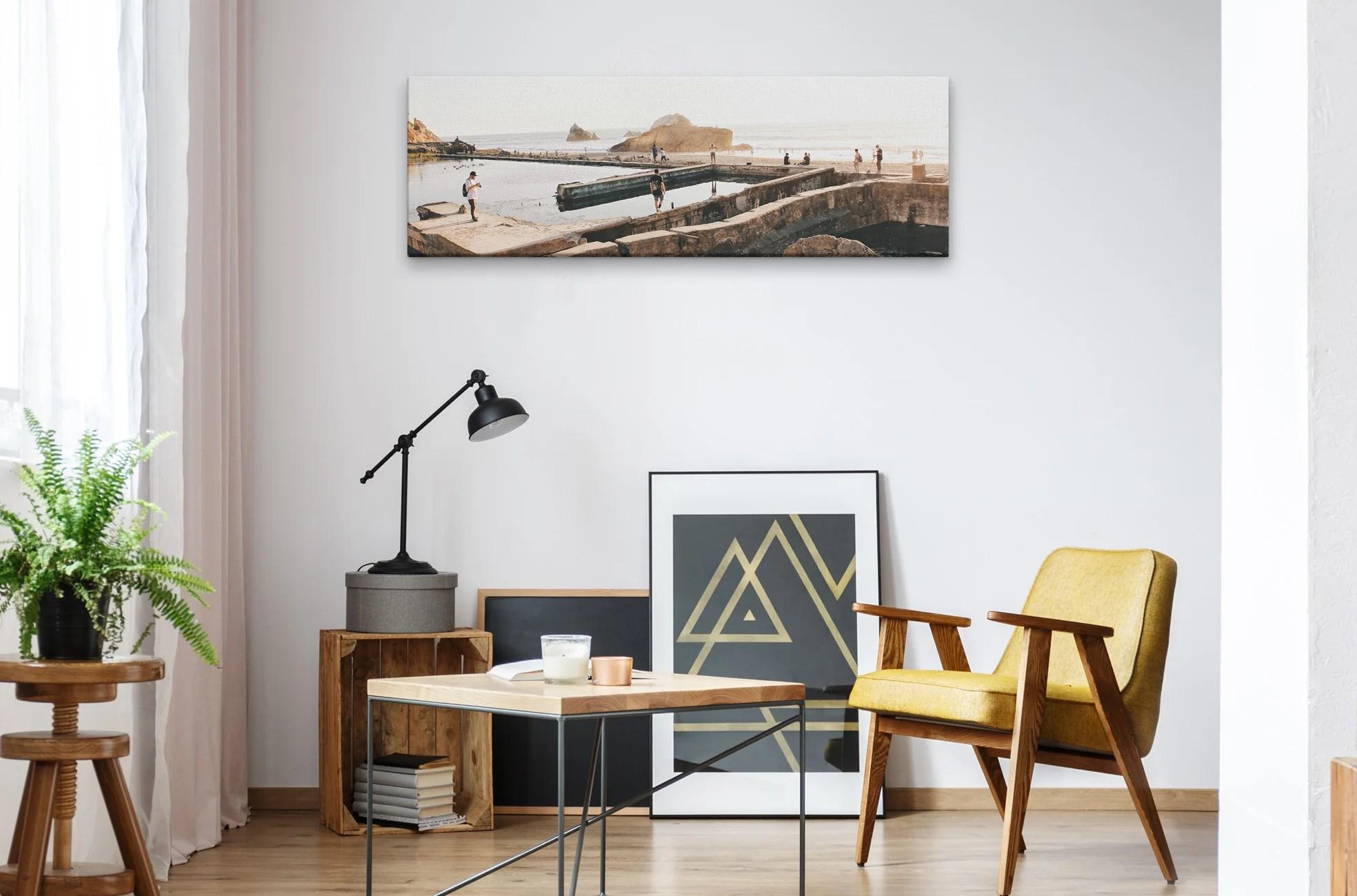 Fullsize Of Panoramic Canvas Prints