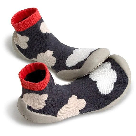 Collegien ozone nuages slippers