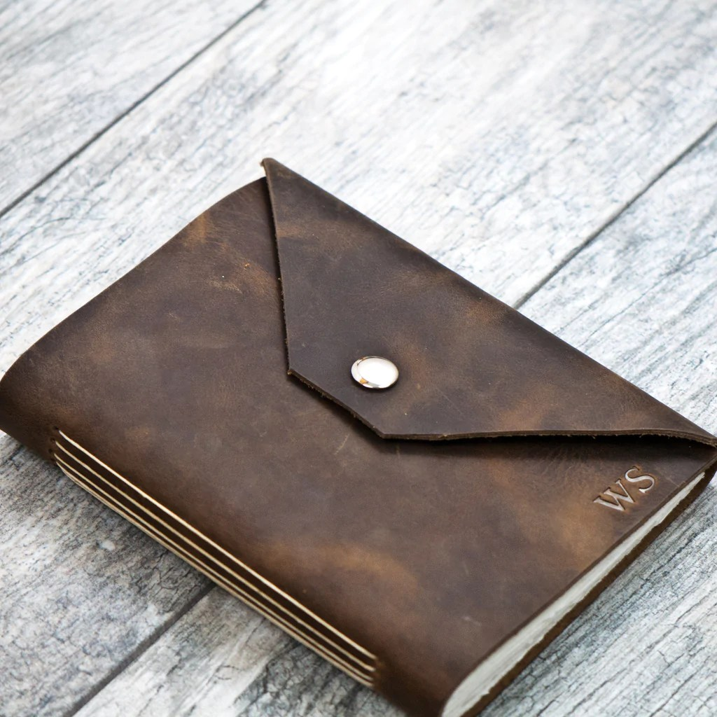 Fullsize Of Personalized Leather Journal