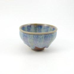 Impeccable Purple Zebra Junyao Teacup Products Page Teawarehouse Ange Line Tetrault Hidden Animal Teacups Blue