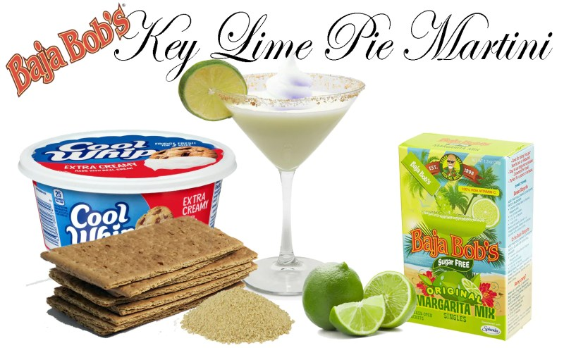 Large Of Key Lime Pie Martini