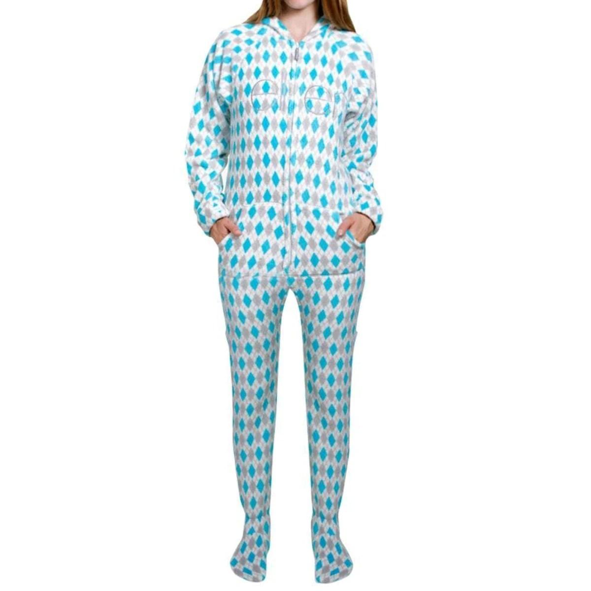 Relieving 6 Year Argyle Adult Pajama Female Ellen Degeneres Show Shop Argyle Adult Pajama One Piece Pajamas Name One Piece Pajamas baby One Piece Pajamas