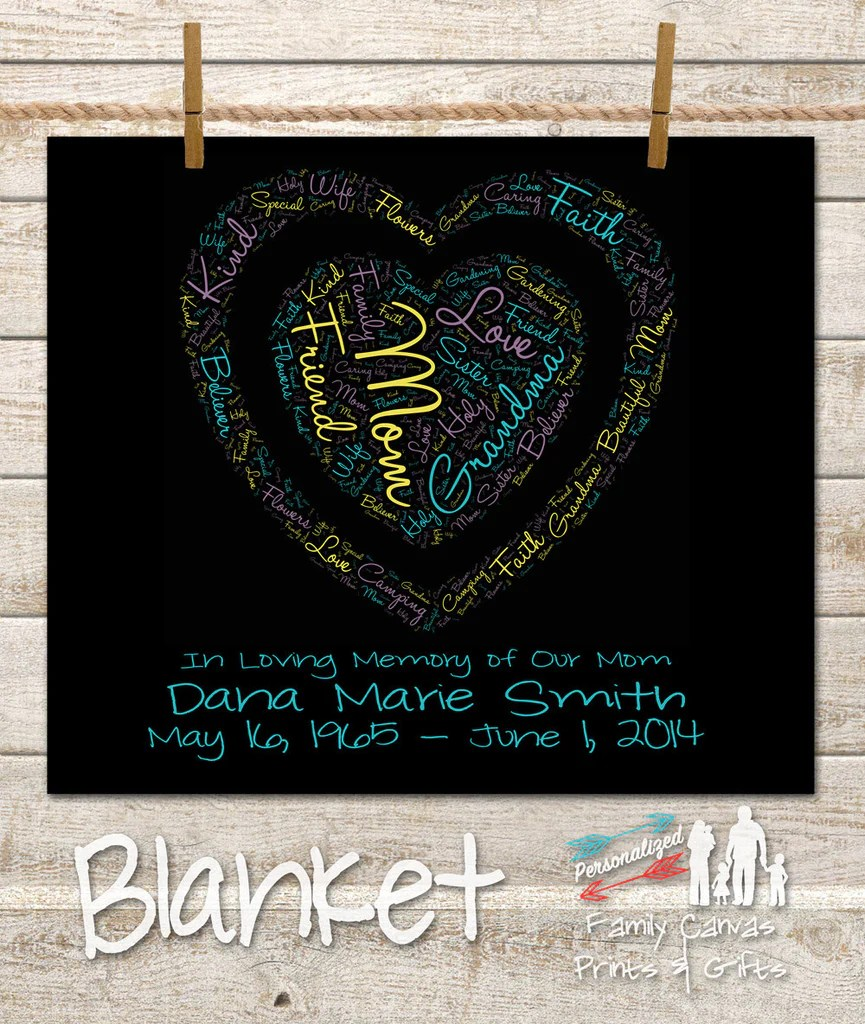 Fullsize Of Personalized Fleece Blankets
