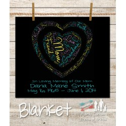 Small Crop Of Personalized Fleece Blankets