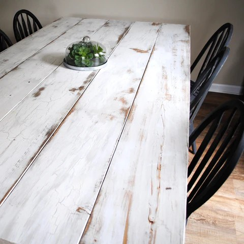 finished table, love, gorgeous, galvanized cloche, farm, farmhouse, house