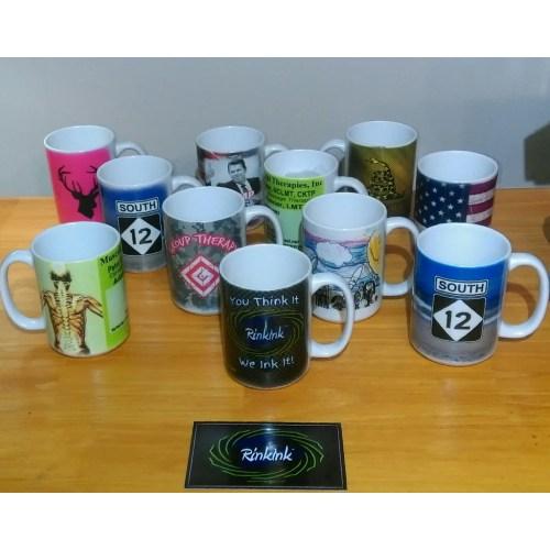 Medium Crop Of Color Your Own Coffee Mug
