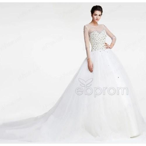Medium Crop Of Princess Wedding Dress