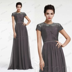 Small Of Grey Bridesmaid Dresses