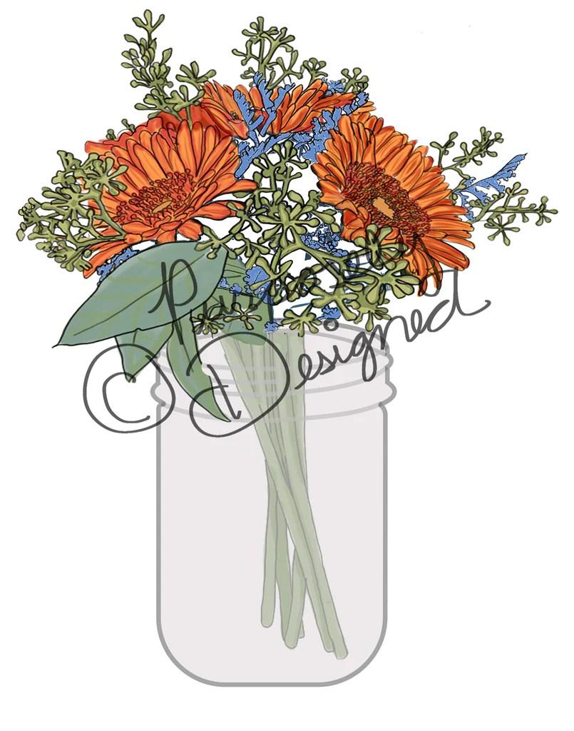 Famed Mason Print Cut Design Download Flower Bouquet Flower Bouquet Mason Print Cut Design Download Mason Jar Silhouette Cameo Mason Jar Silhouette Directions inspiration Mason Jar Silhouette