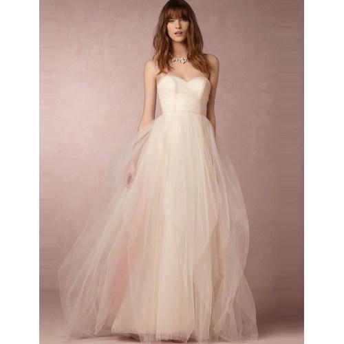Medium Crop Of Strapless Wedding Dresses